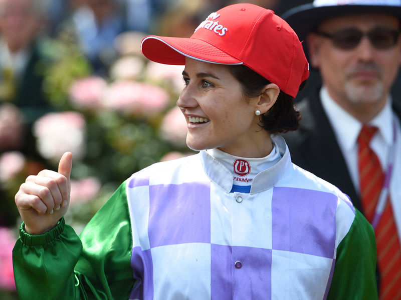 13-Michelle Payne a rider first and foremost