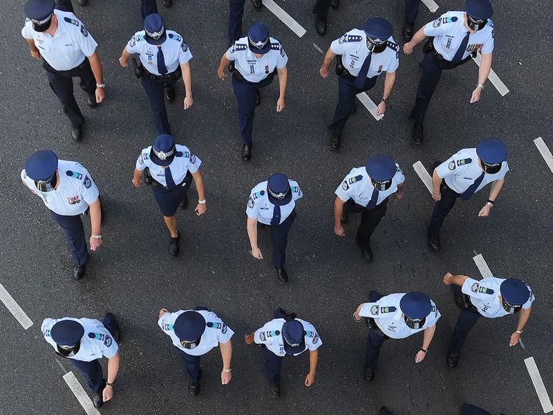 15.Gold Coast police get body cameras